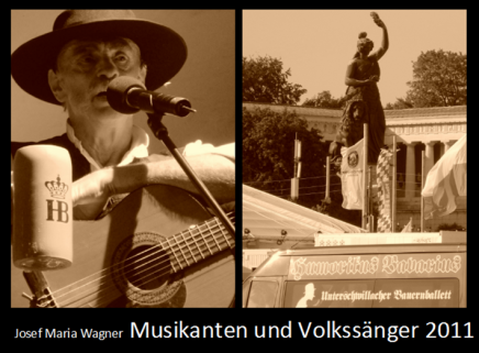 Musikanten und Volkssänger 2011