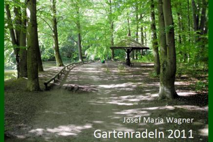 Gartenradeln 2011