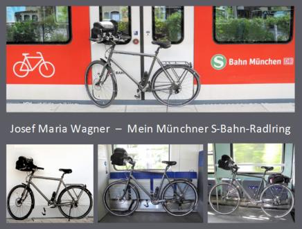 Mein Münchner S-Bahn-Radlring
