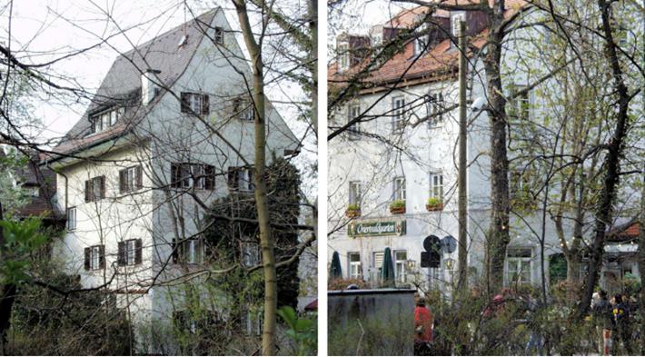 Zwischen Eisbach und Schwabing | Tivolifoto München