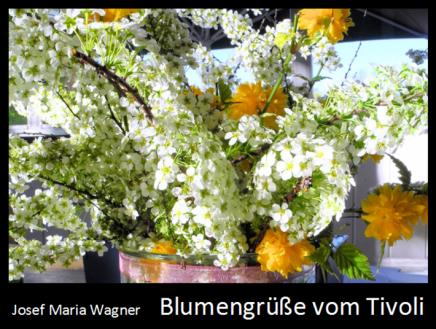 Blumengrüße vom Tivoli