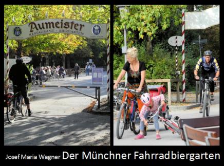 Der Münchner Fahrradbiergarten
