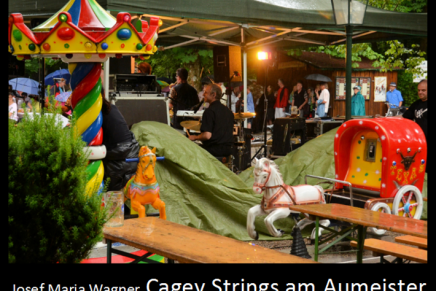 Cagey Strings amAumeister