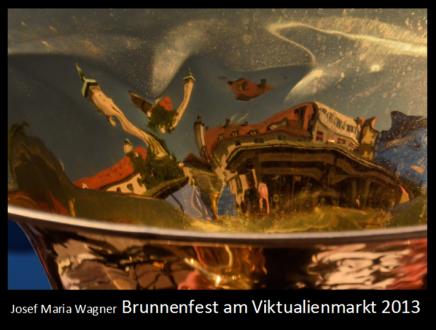 Brunnenfest am Viktualienmarkt2013