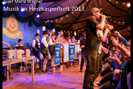 Musik im Herzkasperlzelt2013