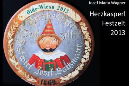 Herzkasperl Festzelt 2013