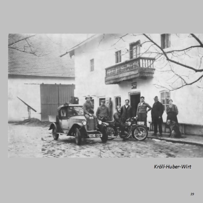 Kröll-Huber-Wirt in Ottmaring