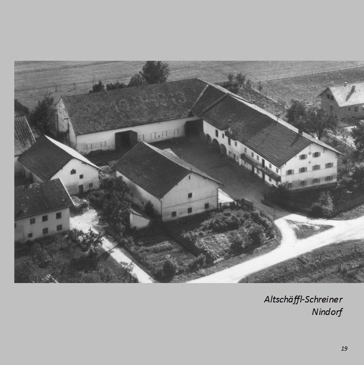 Altschäffl-Schreiner in Nindorf