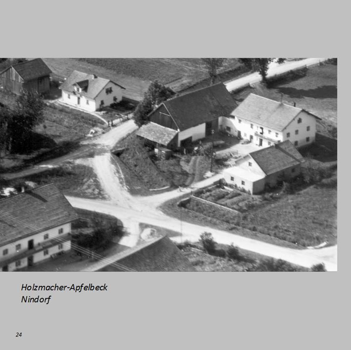 Holzmacher-Apfelbeck in Nindorf
