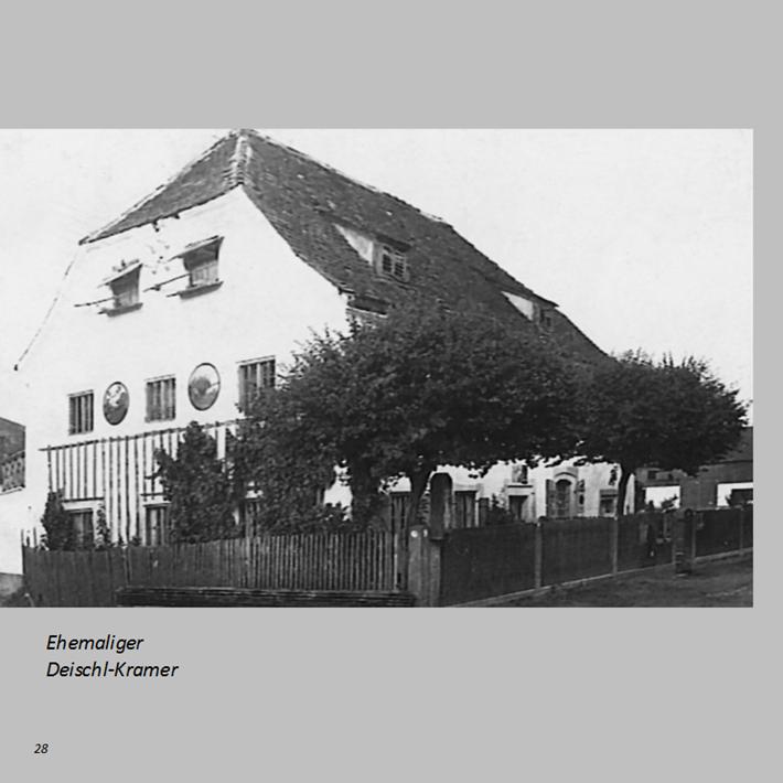 Ehemaliger Deischl-Kramer in Ottmaring