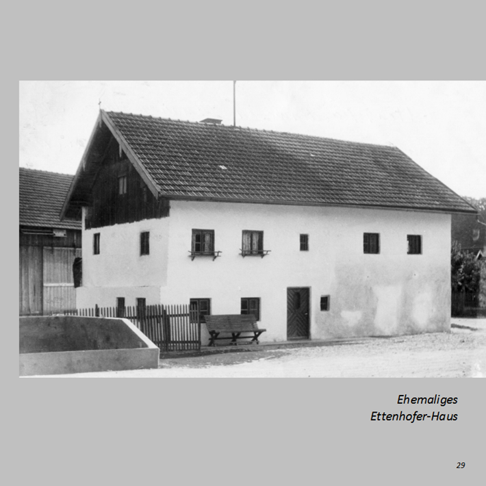 Ehemaliges Ettenhofer-Haus in Ottmaring