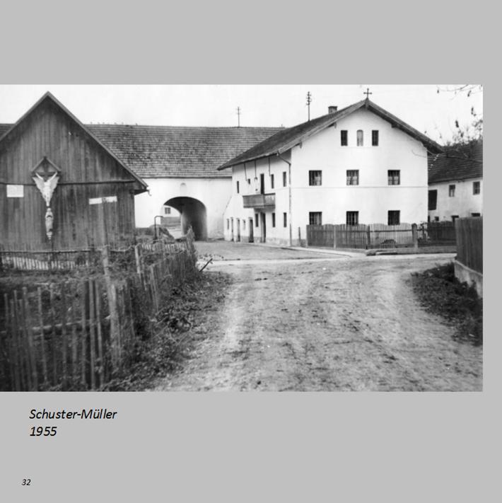 Schuster-Müller in Ottmaring 1955
