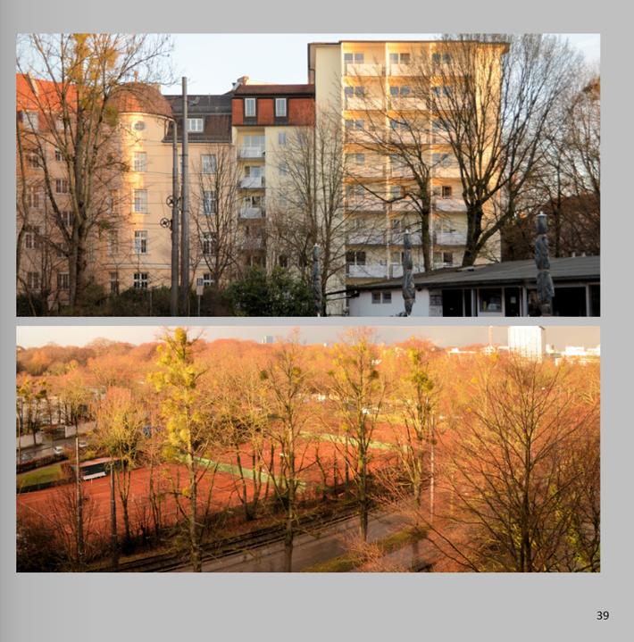 Eisbach-Residenz
