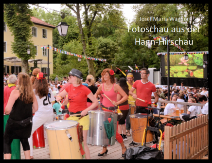 Fotoschau aus derHagn-Hirschau