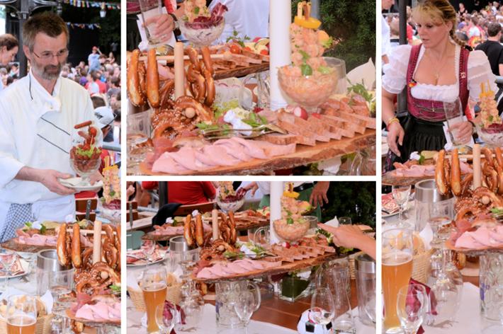 Hirschau-Küche