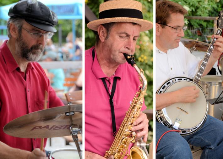 Sir Flint's Boheme Jazzers