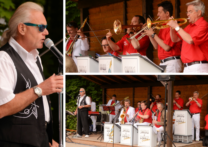 Swing and Dance Orchestra