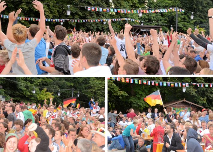 Hirschau-Fußball-WM