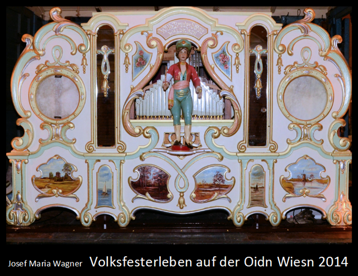 Karussell-Orgel