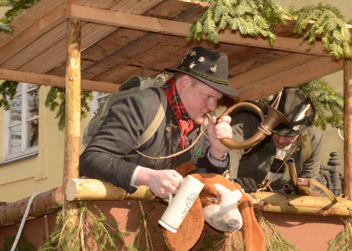 Fasching Auf Dem Viktualienmarkt 2015 Tivolifoto Munchen