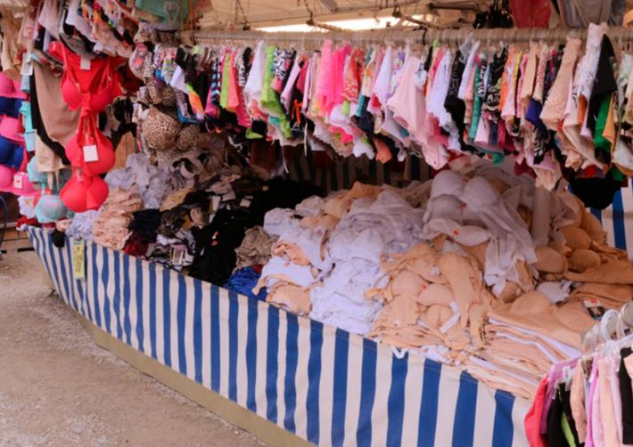 Damenunterwäsche