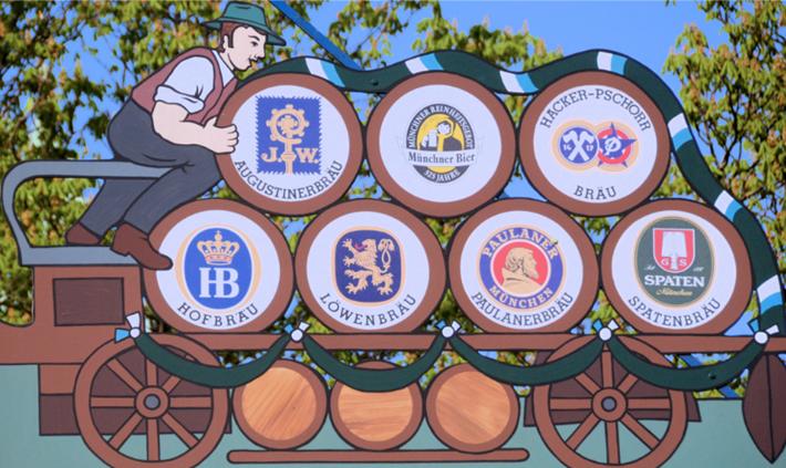 Münchner Brauereien