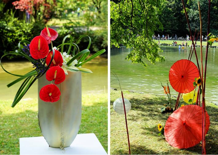 20. Japanfest am 19. Juli 2015 beim Teehaus