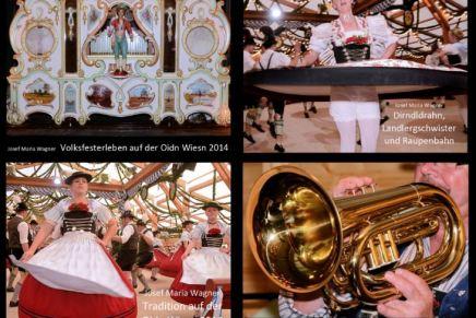 Oide Wiesn 2015 – Programm in denFestzelten