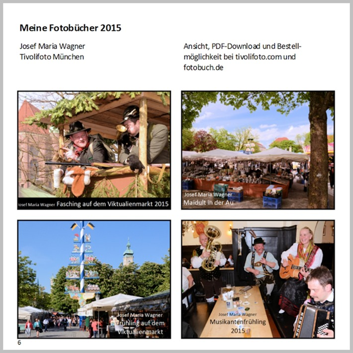 Fotobücher 2015