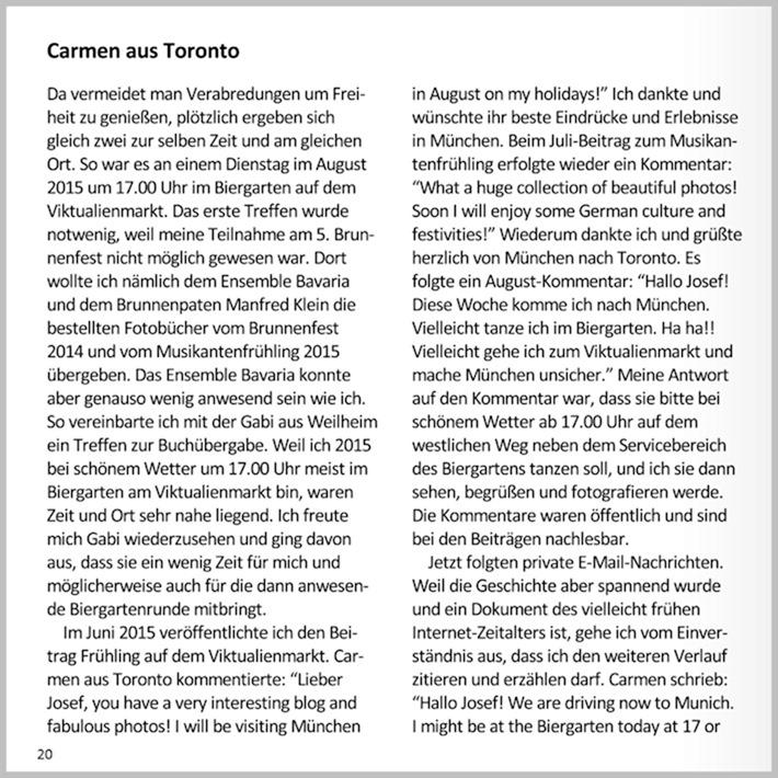 Carmen aus Toronto