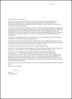 Antwort des Referats für Stadtplanung und Bauordnung_2