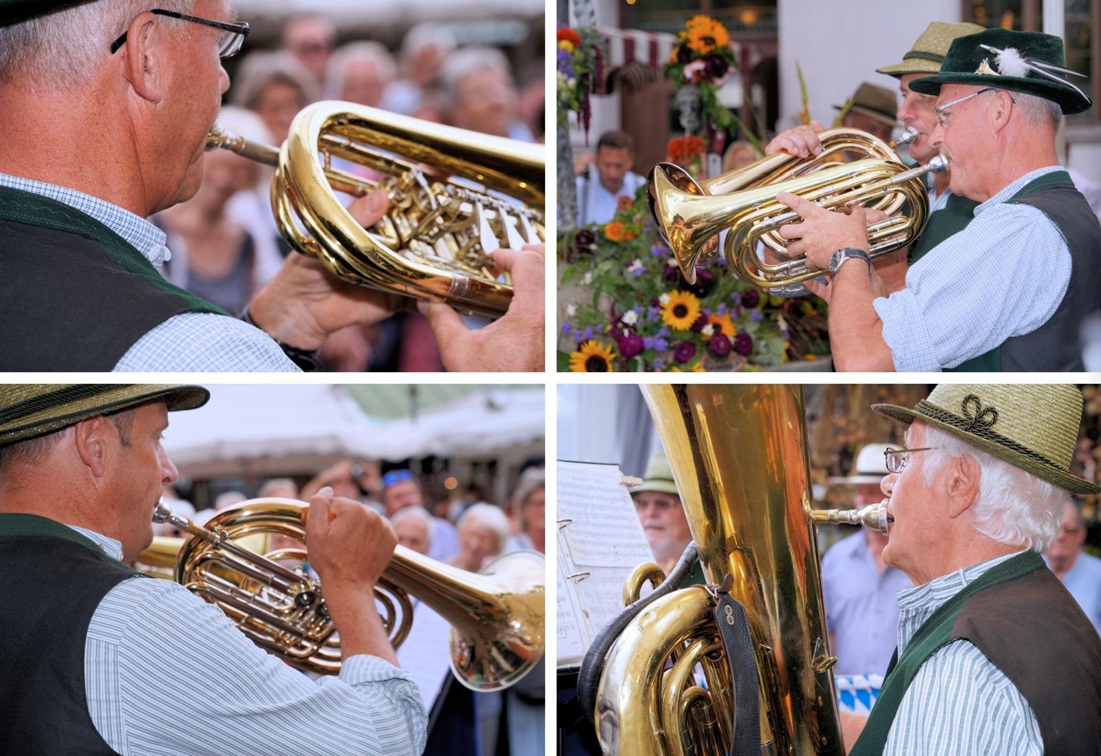Mia San's von der Musikkapelle Kirchheim