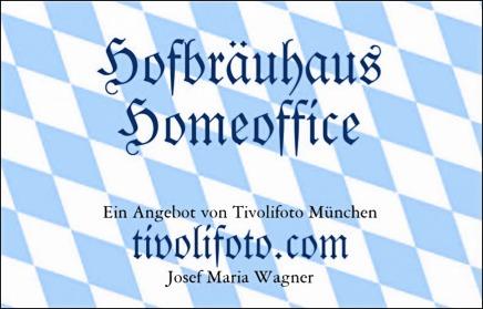 Hofbräuhaus Homeoffice