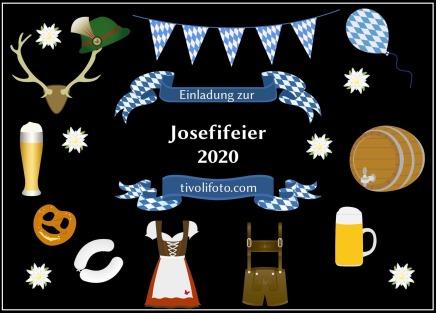 Josefifeier 2020