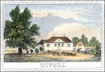 Johann Gabriel Friedrich Poppel, Georg Franz - München Tivoli - 1846
