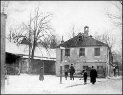 Gaststätte zum Himmelreich - 1895