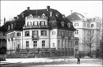 Neubarocke Villa - Himmelreichstraße 4 -1910