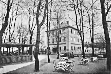Hirschau - Ehemalige Arbeiterkantine der Maffei'schen Fabrik - 1900