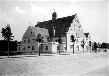 Turnverein Jahn - Widenmayerstraße 40 - 1905