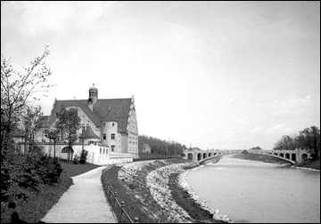Turnverein Jahn - Widenmayerstraße 40 - 1909