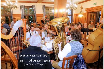 Musikantentreff im Hofbräuhaus