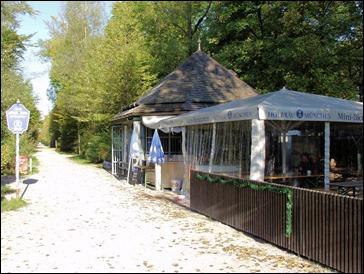 Mini-Hofbräuhaus in der Hirschau